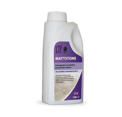 Impregance na kámen - Mattstone 1 litr - přirozené přírodní odstíny