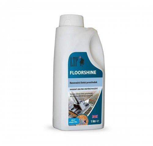 LTP Floorshine 1L - čistící, renovační prostředek - voskované podlahy
