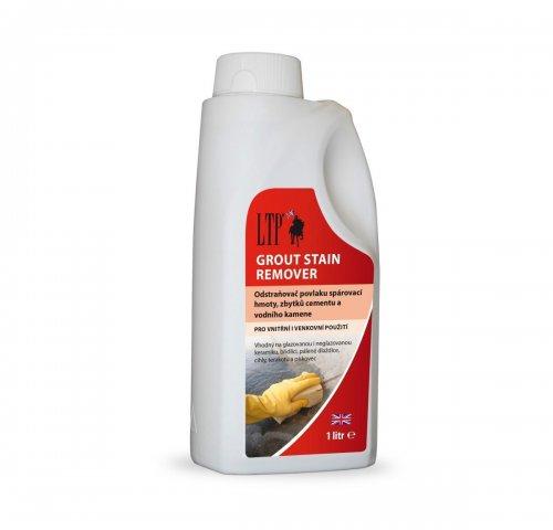 Odstraňovač povlaku spárovací hmoty - LTP Grout Stain Remover 1L