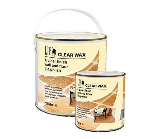 Bezbarvý vosk na terakotu a kámen - LTP Clear Wax 2.5L