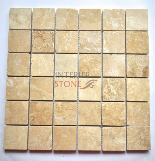Travertin Classic kamenná mozaika